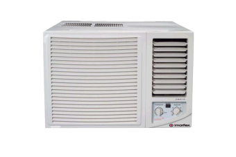 Imarflex IAC-075W-JA Window Type Air Conditioner (White) 0.75 HPManual Control