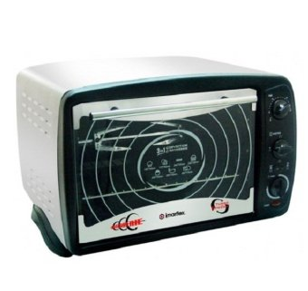 Imarflex IT 280CRS Oven Toaster (Black/White) Price Philippines