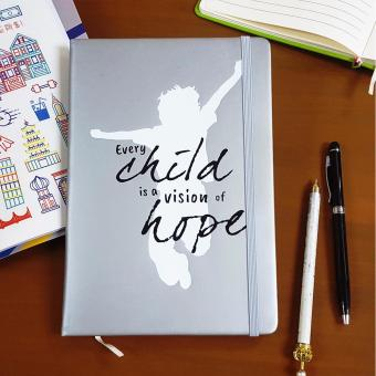 Inspire Gifts of Hope Vision of Hope Journal Notebook