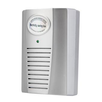 Intelligent Digital Power Electricity Saving Energy Saver Box Device EU Plug - 2