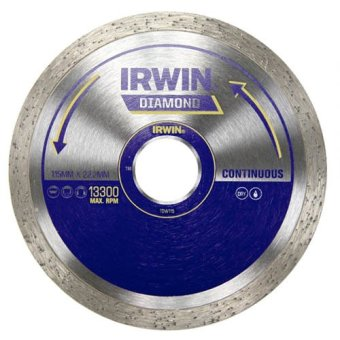 Irwin Continuous Cutting Diamond Disc