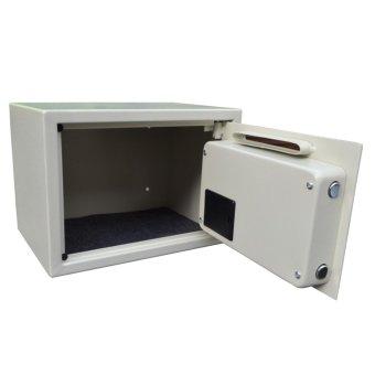 iSAFE SF-25H Hotel Safe Electronic Digital Drop Hole Safe (Beige) - 2