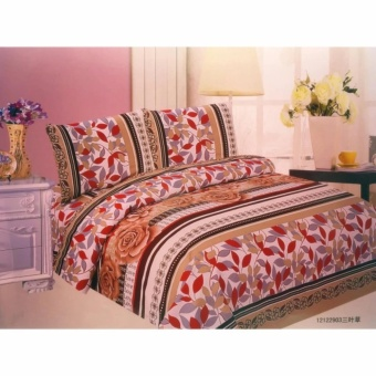 J&C Bedsheet Set (Clover) Price Philippines