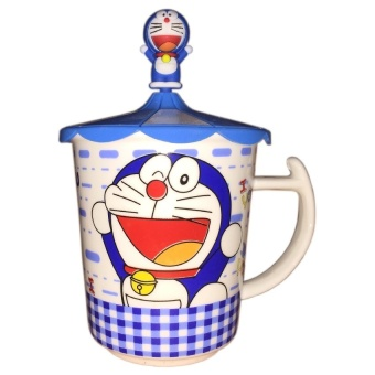 J&Ccreative Mug Ceramic Cup Coffee Cup (Doraemon D)