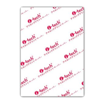 Japan Light Fabric Transfer Paper (100 sheets)