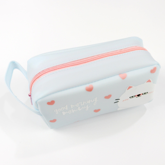 Jianyue large capacity junior high school stationery pouch student pencil case