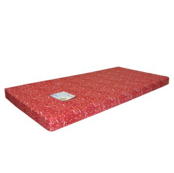 Jolly Eco Comfort Foam 4x48x75 - RED Price Philippines