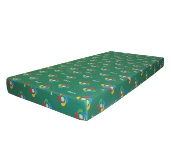 Jolly Eco Comfort Foam 4x60x75 - GREEN Price Philippines