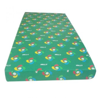 "Jolly Eco Comfort Foam 6"" x 54"" x 75"" (Green) Price Philippines"