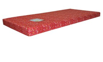 Jolly Eco Comfort Foam 6x60x75 - RED Price Philippines