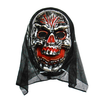 Jolly Halloween Mask D (Black) Price Philippines