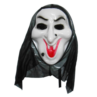 Jolly Halloween Mask E (White) Price Philippines