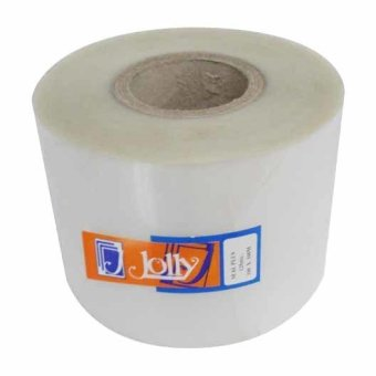 Jolly Laminating Roll 100mm x 100M x 125 micron Set of 1 ( 4inches) Price Philippines