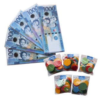 Jolly Play Money Medium and Plastic Coins 0 Price Philippines