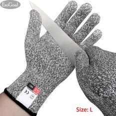JvGood Cut Resistant Gloves Food Grade Level 5 Protection ...