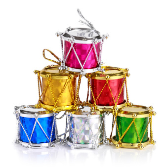 Kai Xuan multi-color Christmas snare dress Christmas tree decoration pendant