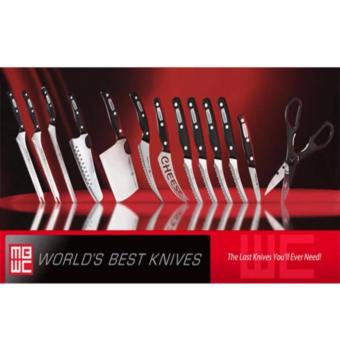 K&E Miracle Blade World Class 13Pcs knife set (As Seen on TV)