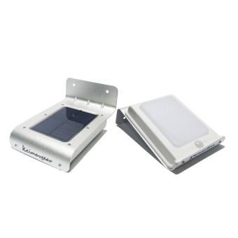 Keimavgear Metal 16 Super Bright LED Wireless Solar Powered Light ...