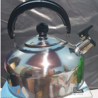 Kettle Whistling Kettle .3.0 liter (Stainless Steel)