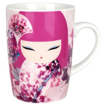 Kimmidoll Bone China Mug- MAKOTO Price Philippines