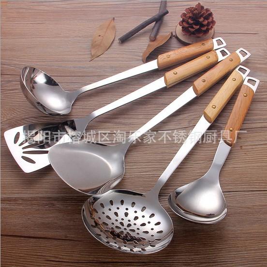 Kitchen Cooking spoon colander spatula