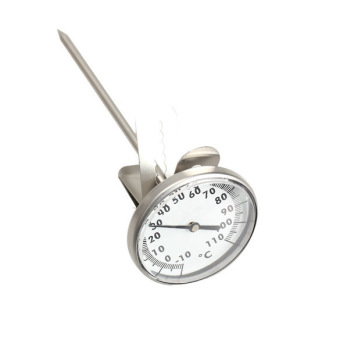 Kitchen Home Stainless Steel Milk Espresso Coffee FrothingThermometer - intl - 3