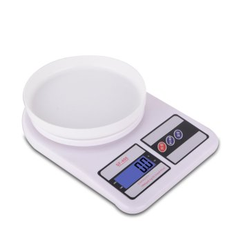 Kitchen scale electronic baking mini precision 0.1g jewelry scale food tea called Chinese medicine household weighing - intl