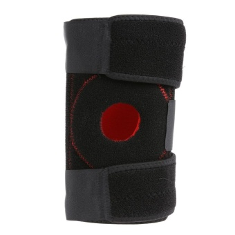 Knee Support Adjustable Brace Knee for Sports ACL ArthritisMeniscus Tear - intl