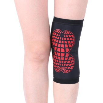 Arm Source Knee Support Pad Brace Arthritis Protective Anti slip Sports Leg Compression .
