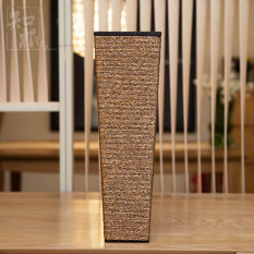 Known Root Fashion Living Room Floor Wooden Large Vase Part 85