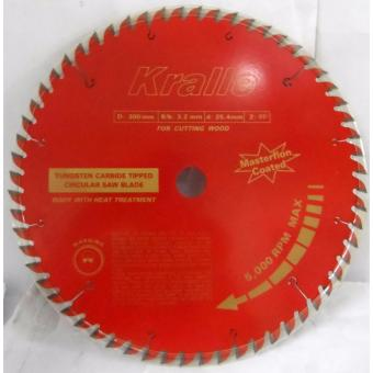"Kralle TCT Circular Saw Blade for Wood (12"" x 60T) Price Philippines"