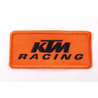 KTM Embroidered Cloth Patch Set -Badge (Get 2) - 2