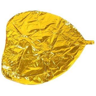 LALANG Heart Shape Balloon Gold