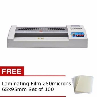 Laminator for A3, A4 with free Laminating Film 250microns 65x95mmSet of 100