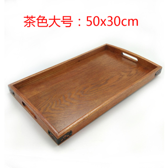 Large rectangular tray Wooden Tray