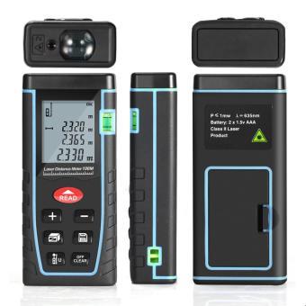Laser Distance Meter Rangefinder RangeFinder Build Measure Device Test Tool 100M - intl .