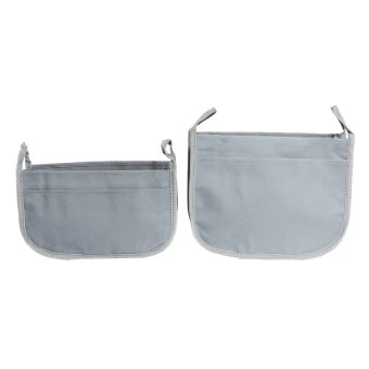 Le Organize Bag Organizers Set of 2 pcs. (Gray)