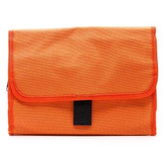 Le Organize Cosmetic Organizer (Orange)