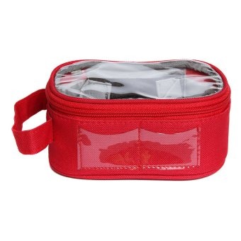 Le Organize Electronic Organizer Small (Red)