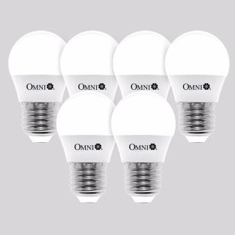 LED Bulb LLG45E27-3W-DL Set of 6