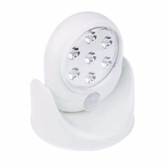 LED Light Angel as Seen on TV Motion Activated Cordless Light BaseRotates - 4
