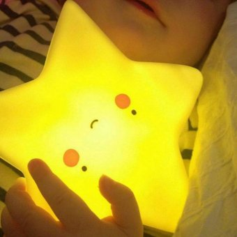 LED Night Light for Baby & Kid's Room Decorations Lamp StarLight - intl Price Philippines