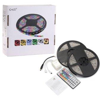 LED RGB Light Lamp Strip Waterproof +44 Keys Remote Control