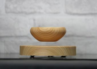Levitation Air Bonsai (no plant) Self balance magnetic Suspensionflower pot pottedplant levitate tubs - 3