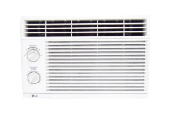LG LA060MC 0.65HP Window Type Air Conditioner (White)