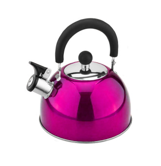 Lifestyle ILSWK-40P Induction Whistling Kettle 4L ( Pink)