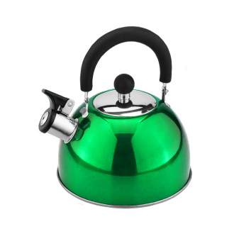 Lifestyle Induction Whistling Kettle Green 4L (ILSWK-40GR)
