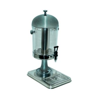 Lifestyle Juice Dispenser with Stainless Steel Stand
