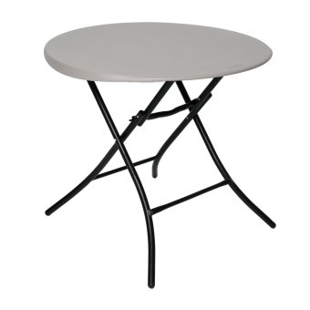 Lifetime 33inch Round Table