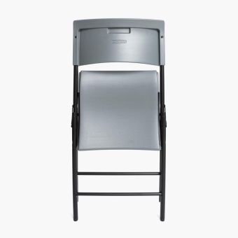 Lifetime Folding Chair (Dark Grey) - 4
